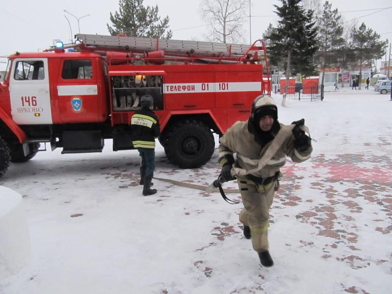 фото пожарных в тюмени делать